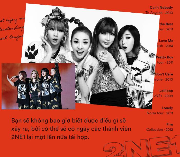 2NE1: Tuổi trẻ 8x, 9x chứng kiến một huyền thoại lụi tàn ngay trước mắt và cơn ác mộng của 4 cô gái mới chỉ bắt đầu - Ảnh 9.