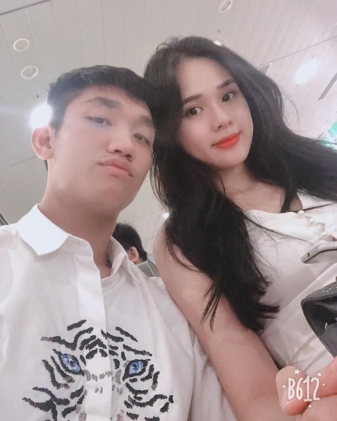 Bạn gái mới của cầu thủ U23 Trọng Đại gây tranh cãi khi công khai đăng clip cả hai khóa môi tình tứ - Ảnh 2.
