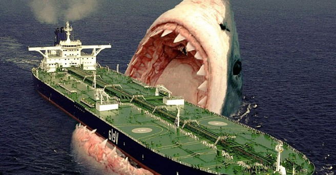 Liệu ngoài đời thật siêu cá mập Megodolon có thể cắn gẫy đôi một chiếc thuyền nặng hàng tấn không? - Ảnh 3.