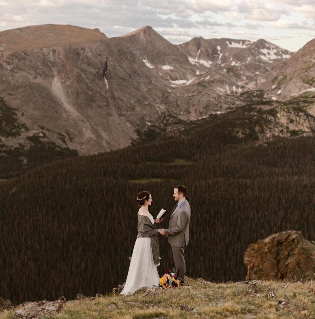 Maddie Mae - Nhiếp ảnh gia tạo ra những bộ ảnh cưới núi rừng khiến bạn chỉ muốn cưới chồng ngay lập tức