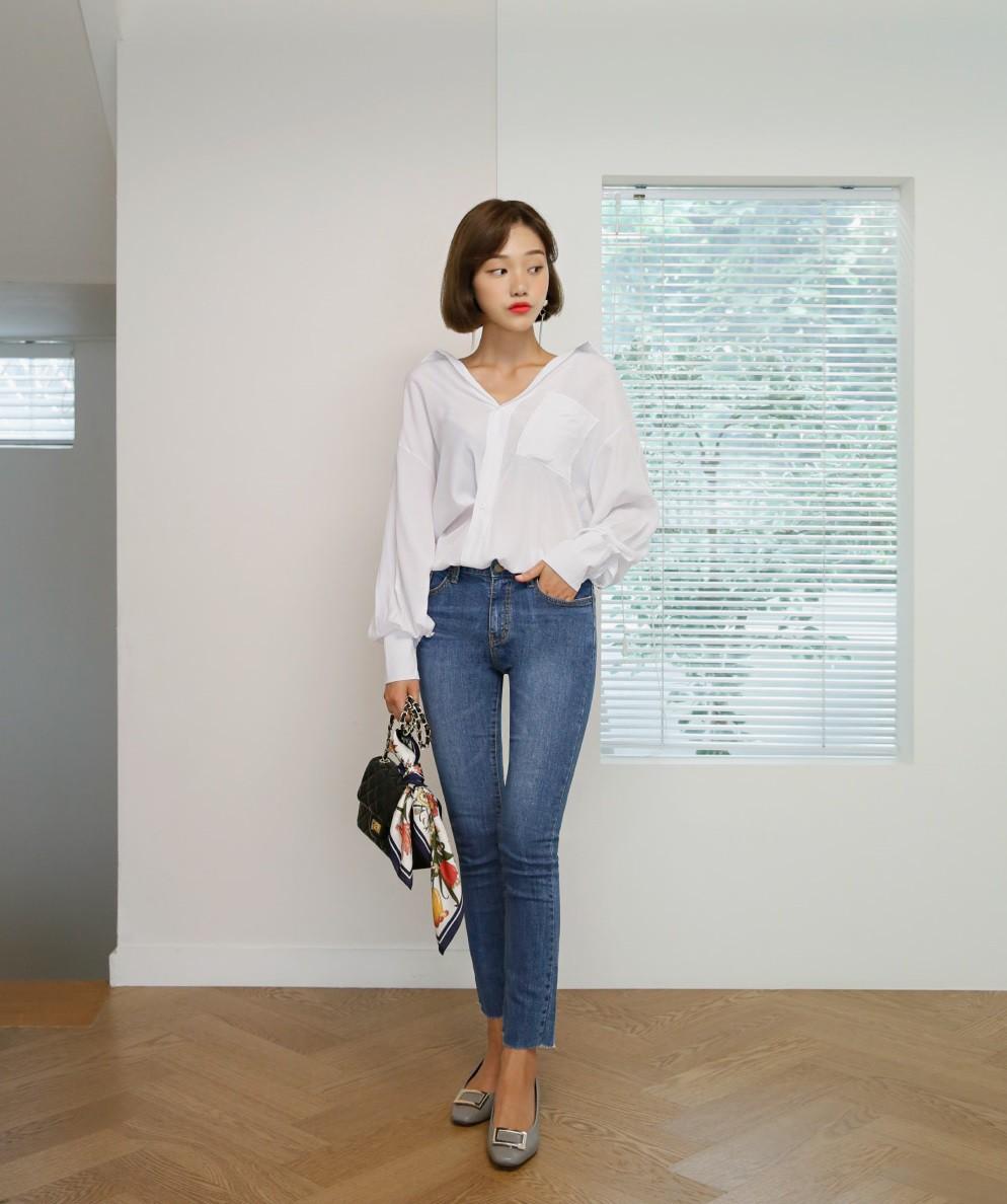 Tuân theo tiêu chí này, bạn mặc skinny jeans không những đẹp mà chẳng sợ ai chê quê mùa - Ảnh 11.