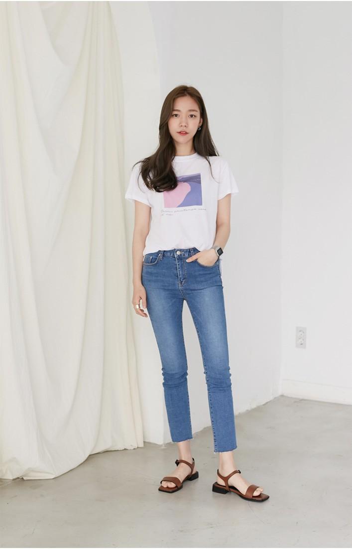 Tuân theo tiêu chí này, bạn mặc skinny jeans không những đẹp mà chẳng sợ ai chê quê mùa - Ảnh 10.