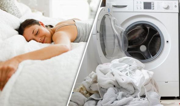 Dành 1/3 cuộc đời để ngủ, vậy bao lâu thì nên giặt ga giường? - Ảnh 1.