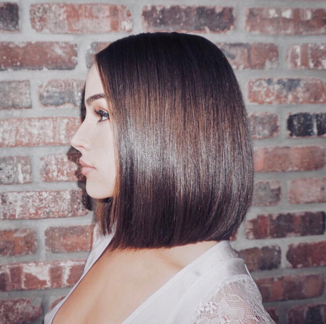 Glass hair - Tóc thủy tinh: Xu hướng tóc gây kích thích nhất lúc này mà bạn nên biết