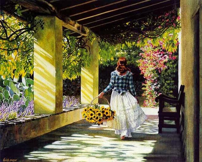 vợ là hoa, phụ nữ, chồng là đất, Bài chọn lọc,