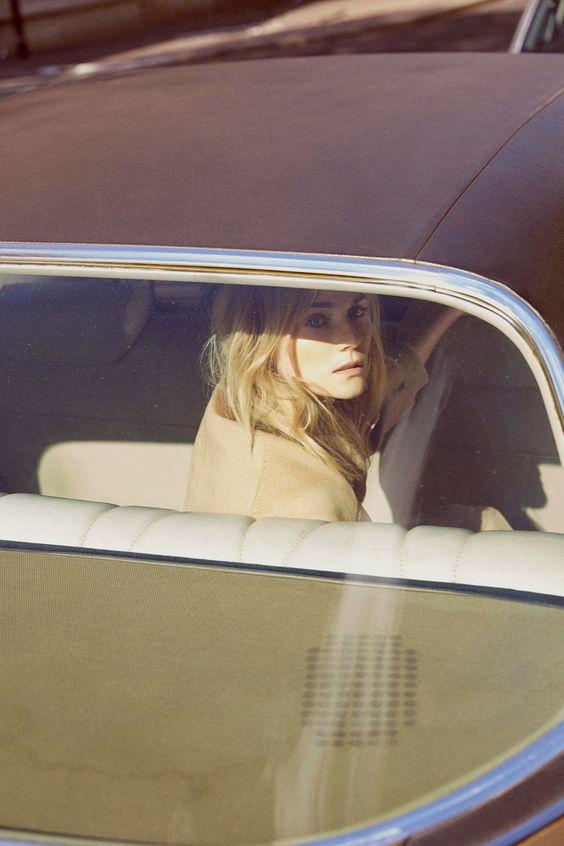 Диана Крюгер — Фотосессия для «Vanity Fair» FR 2015 – 2