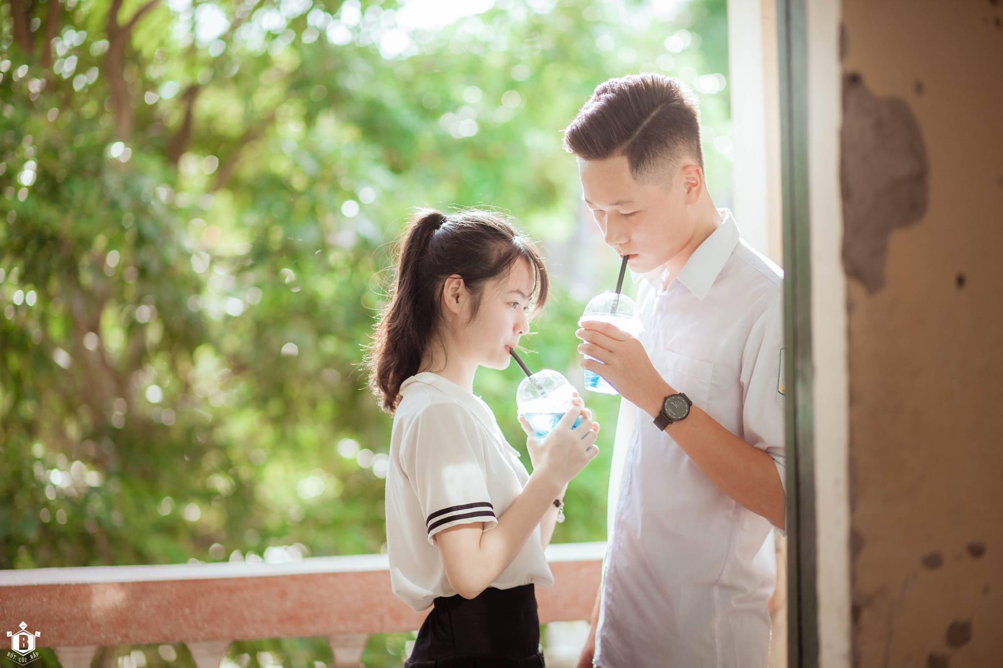 Kết quả hình ảnh cho tình yêu học trò