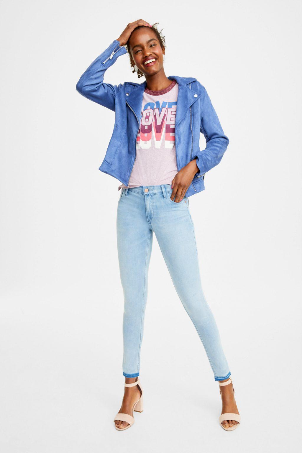 xu hướng quần jeans old navy 1