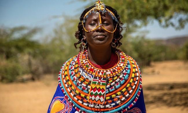 Nữ Nhi Quốc tại châu Phi: bất mãn với đàn ông, phụ nữ sống hạnh phúc cùng nhau! - Ảnh 1.