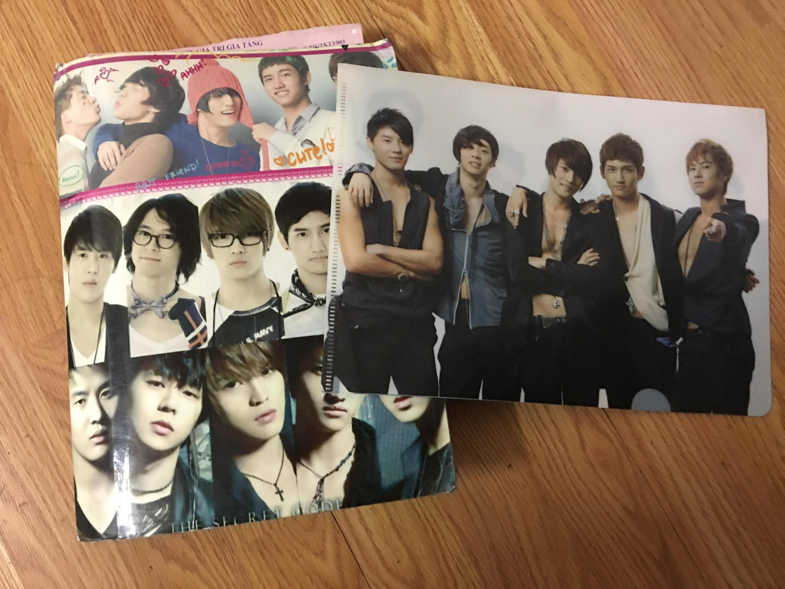 10 năm loáng cái đã qua còn thanh xuân của fan K-pop vẫn còn mãi nhờ những kỷ vật kí ức đặc biệt - Ảnh 1.