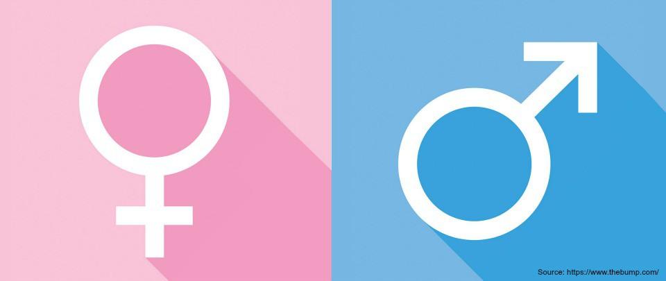 Lịch sử về màu hồng và màu xanh vốn không như bạn tưởng, nó đã bị thay đổi vì có một thế lực đằng sau - Ảnh 1.