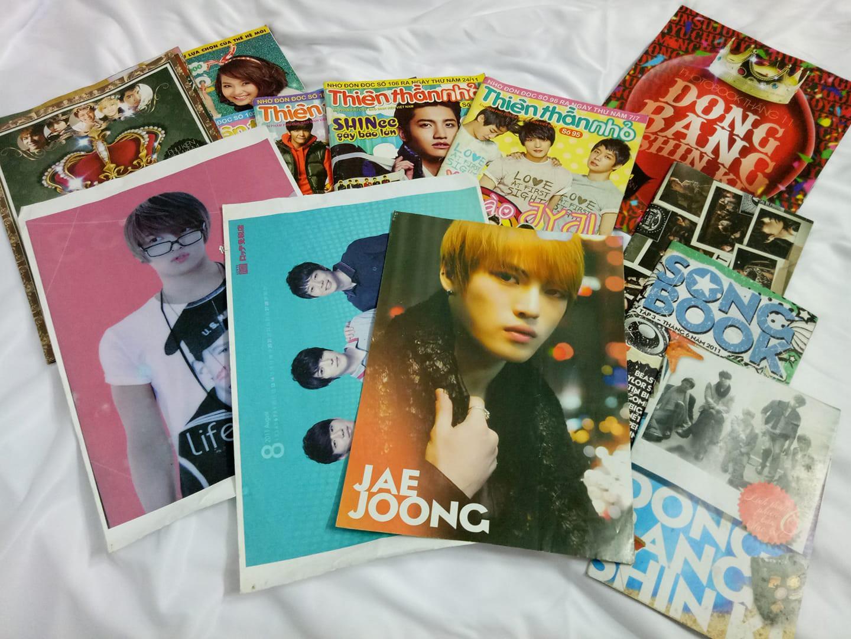 10 năm loáng cái đã qua còn thanh xuân của fan K-pop vẫn còn mãi nhờ những kỷ vật kí ức đặc biệt - Ảnh 15.