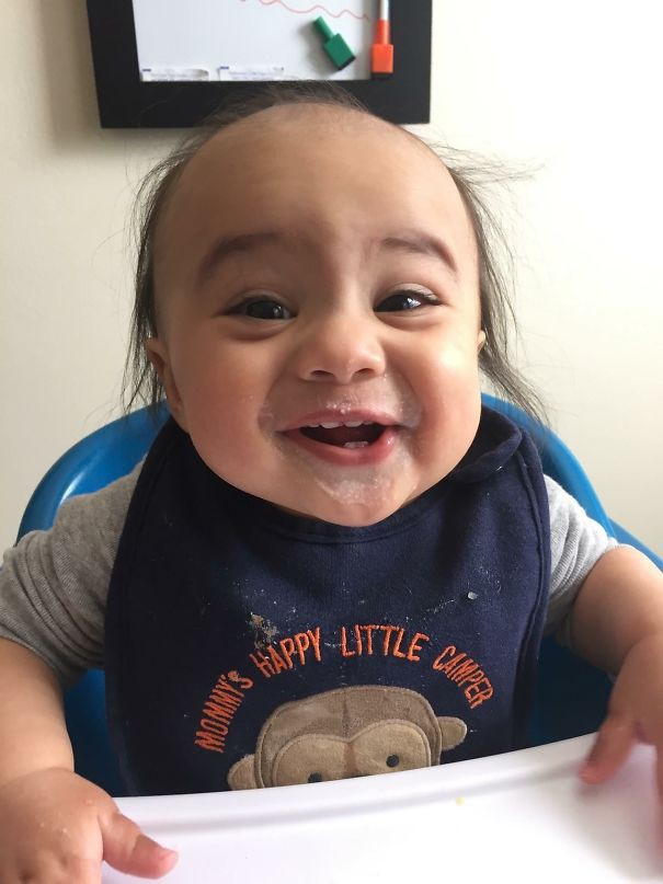 Chùm ảnh: Những em bé sơ sinh có gương mặt già như quả cà, một nhóc còn giống hệt Gordon Ramsay - Ảnh 1.