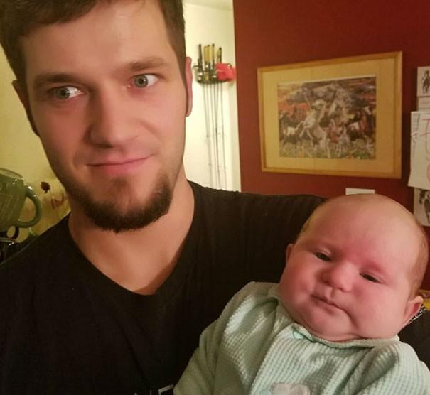 Chùm ảnh: Những em bé sơ sinh có gương mặt già như quả cà, một nhóc còn giống hệt Gordon Ramsay - Ảnh 4.