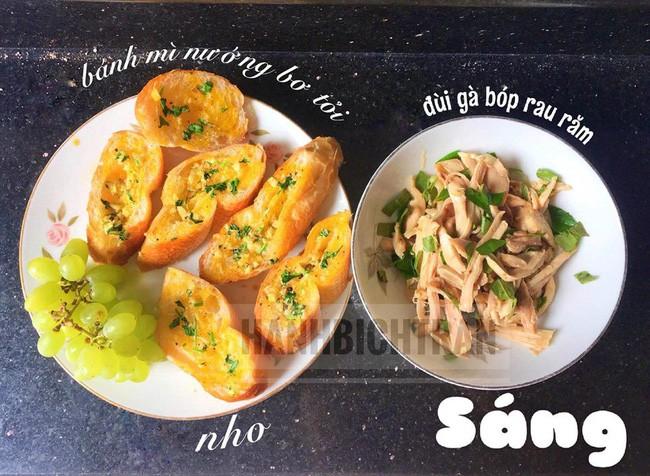 Gợi ý 11 món ăn cho bữa sáng và trưa giúp giảm cân theo hướng dẫn của HLV, đẩy nhanh hành trình giảm mỡ - Ảnh 2.