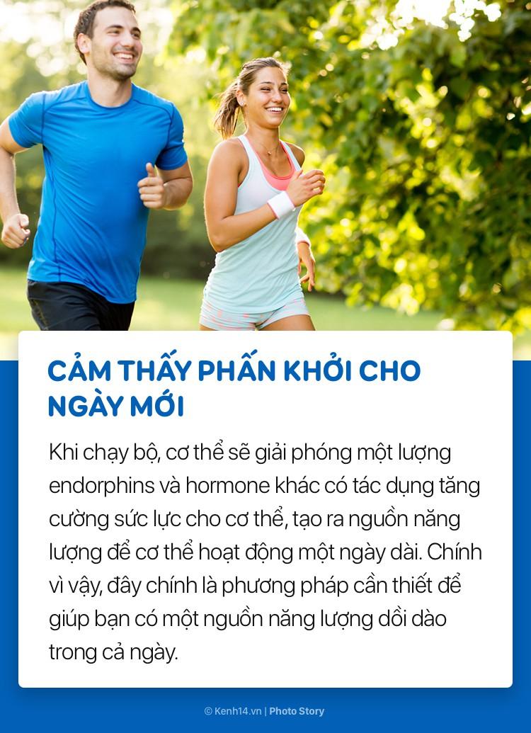 Không chỉ giảm cân, chạy bộ 5 phút mỗi ngày còn có nhiều lợi ích bất ngờ đối với sức khoẻ - Ảnh 1.