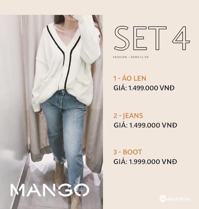 Đến Zara, Mango, Topshop mùa Thu Đông cứ mua boot là hợp lý vì mix đồ kiểu gì cũng thấy trendy - Ảnh 4.