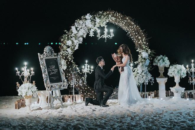 Ưng Hoàng Phúc ngọt ngào khoá môi Kim Cương tại Hàn Quốc sau màn cầu hôn lãng mạn - Ảnh 6.