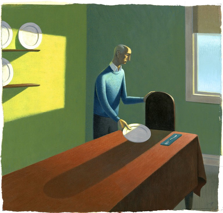 Nghịch lý thay khi xã hội càng phát triển, con người càng cảm thấy cô đơn - Ảnh 7.