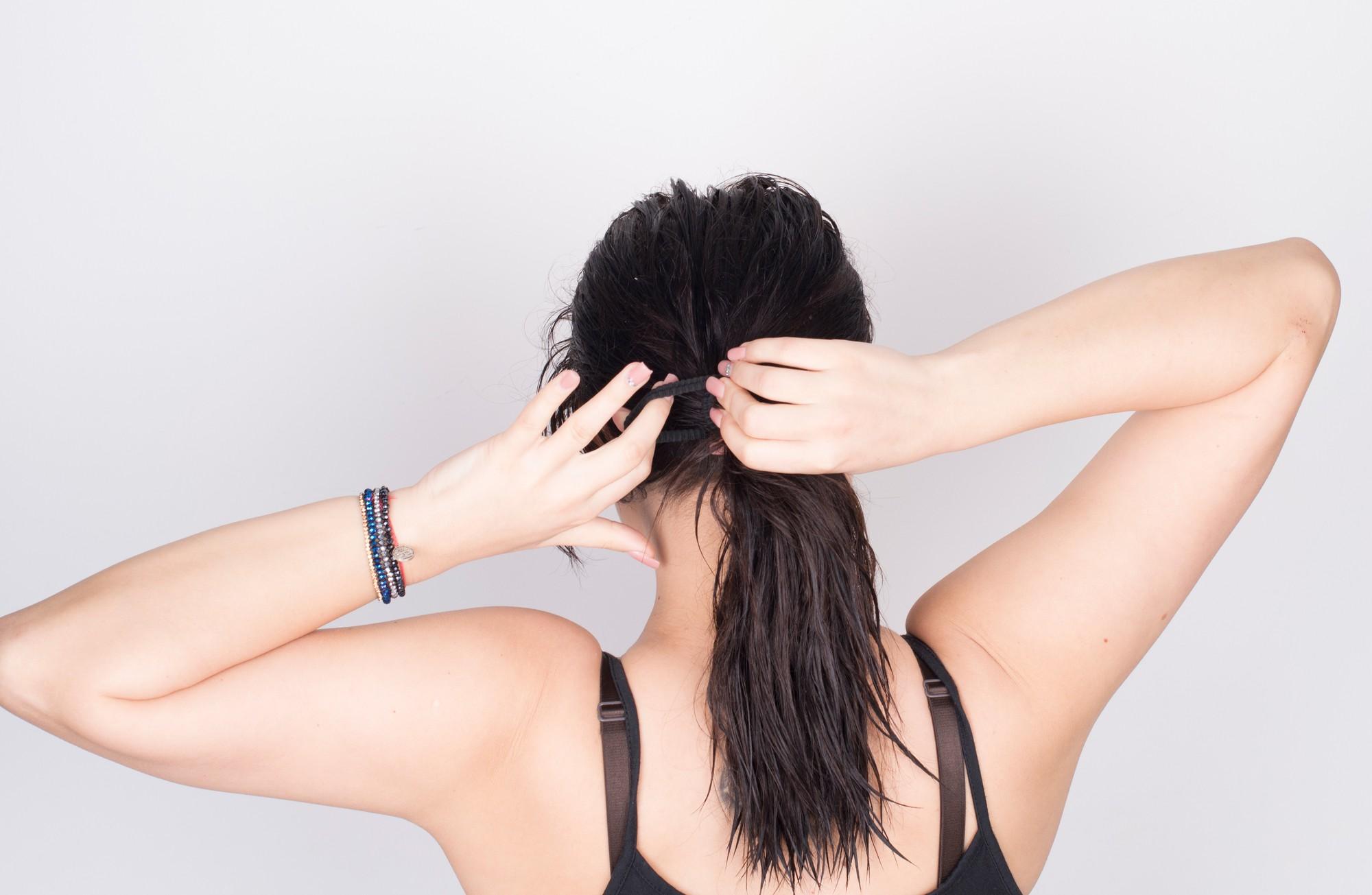 Từ thói quen nhiều bạn gái hay mắc phải đến căn bệnh trứng tóc không thể coi thường - Ảnh 3.