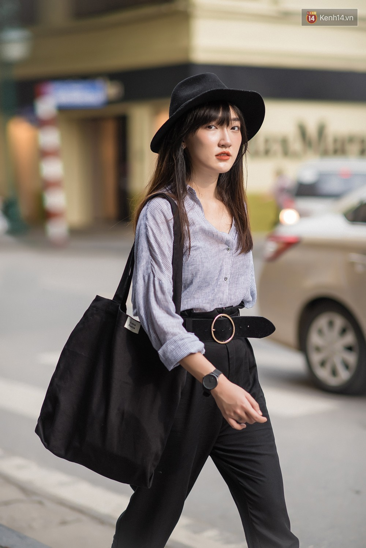Street style 2 miền: miền Nam chất như Hàn Quốc, miền Bắc đơn giản mà cool - Ảnh 12.