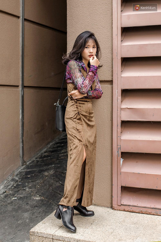 Street style 2 miền: miền Nam chất như Hàn Quốc, miền Bắc đơn giản mà cool - Ảnh 7.