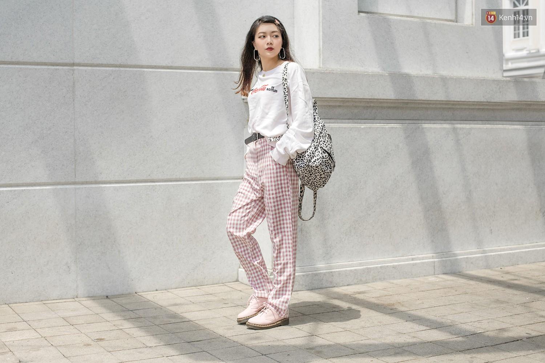 Street style 2 miền: miền Nam chất như Hàn Quốc, miền Bắc đơn giản mà cool - Ảnh 3.