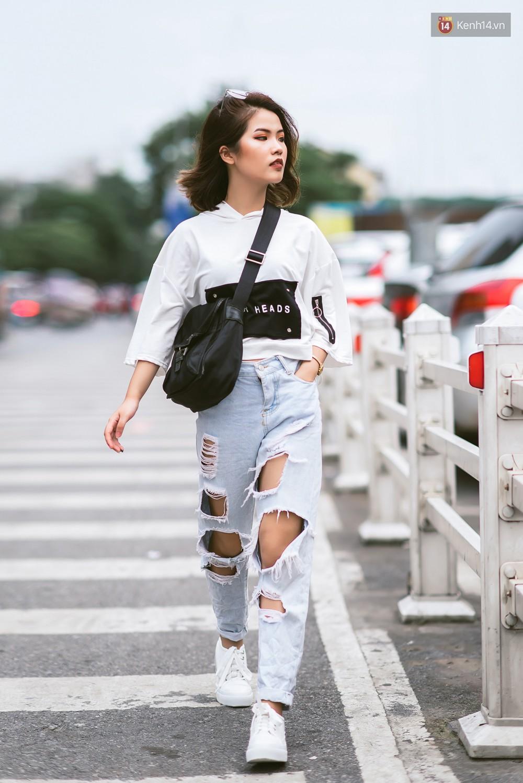 Street style 2 miền: miền Nam chất như Hàn Quốc, miền Bắc đơn giản mà cool - Ảnh 17.