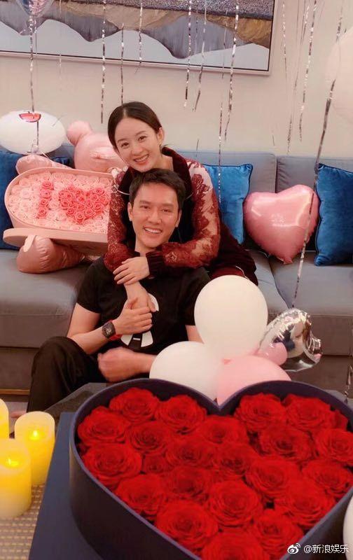 Nghê Ni trở thành cô gái đáng thương nhất ngày hôm nay vì Phùng Thiệu Phong kết hôn với Triệu Lệ Dĩnh - Ảnh 1.