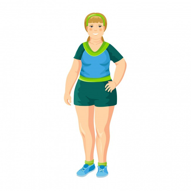 Muốn giảm mỡ thừa hiệu quả thì nên biết cách loại bỏ chất béo ở từng vùng trên cơ thể - Ảnh 7.