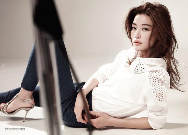 Là gái 2 con mà mợ chảnh Jeon Ji Hyun vẫn đẹp nuột nà khiến chị em tròn xoe mắt nhờ bí quyết giữ dáng này - Ảnh 10.