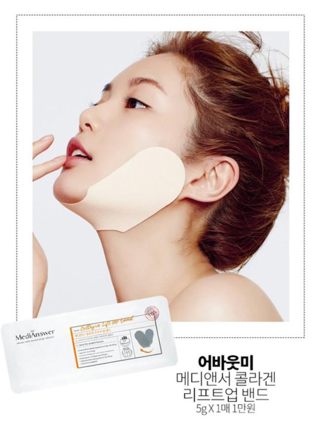 Tạm quên đi chuyện dao kéo, các nàng hãy thử miếng mặt nạ giúp hô biến gương mặt chuẩn V-line sau 1 tiếng này xem! - Ảnh 9.