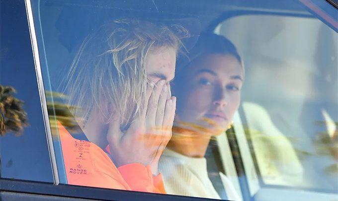 Justin Bieber bỗng ôm mặt khóc nức nở trong quán bar, Hailey ngồi cạnh không ngừng an ủi - Ảnh 7.