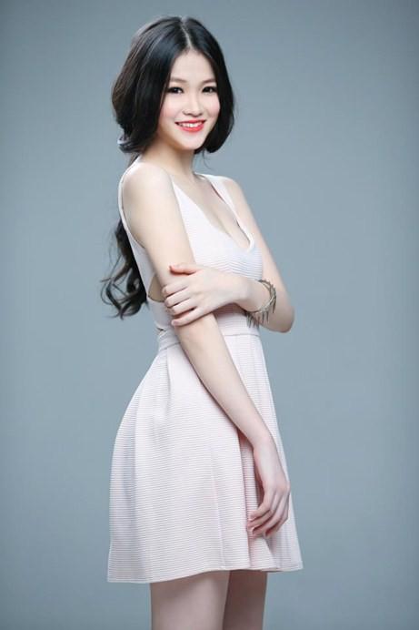 Tân Hoa hậu Trái đất 2018 năm 17 tuổi nổi danh với cái tên Ngọc My, em gái kết nghĩa của Ngọc Trinh - Ảnh 7.