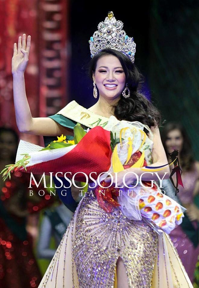 Tân Hoa hậu Trái đất 2018 năm 17 tuổi nổi danh với cái tên Ngọc My, em gái kết nghĩa của Ngọc Trinh - Ảnh 1.