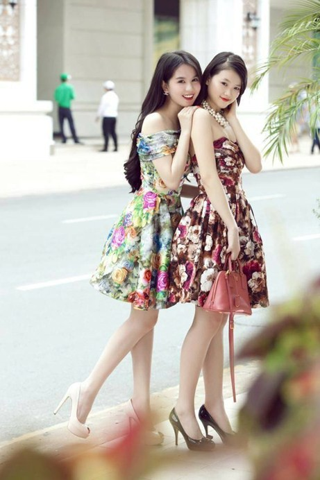 Tân Hoa hậu Trái đất 2018 năm 17 tuổi nổi danh với cái tên Ngọc My, em gái kết nghĩa của Ngọc Trinh - Ảnh 8.