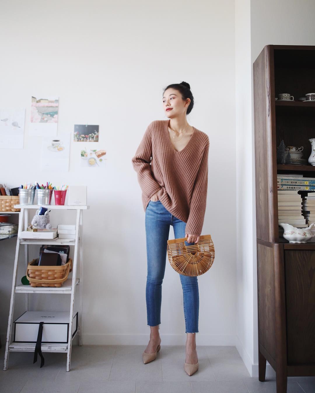 Đúng chuẩn phụ nữ hiện đại: Cô nàng đã xinh lại giỏi nấu nướng và còn mặc đẹp hết phần thiên hạ - Ảnh 12.