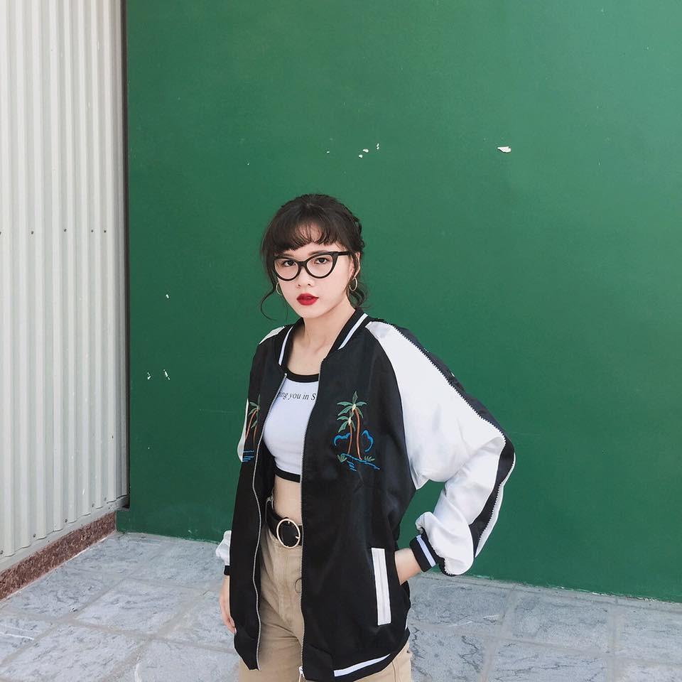 Danh tính cô bạn trong bức ảnh bóc phốt con gái lúc đi học và khi lên đồ chụp ảnh trúng tim đen bao người - Ảnh 2.