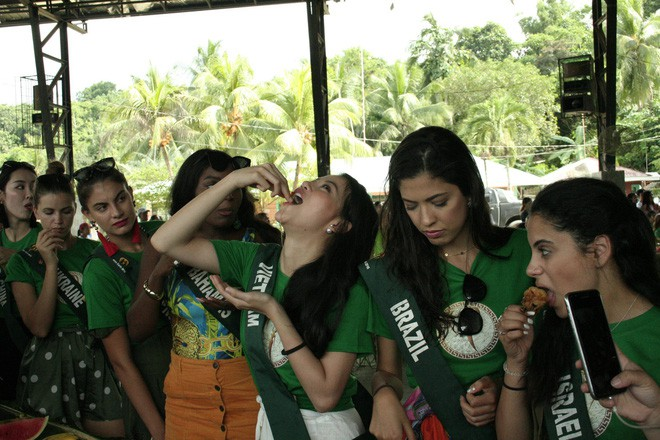Thực trạng Hoa hậu trái đất: Tiêu chuẩn tầm Tứ đại Hoa hậu, chất lượng gần như ao làng, lại ngập tràn bê bối - Ảnh 22.
