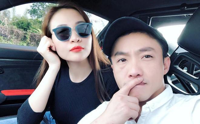 Cường Đô La và Đàm Thu Trang - Ảnh 3.