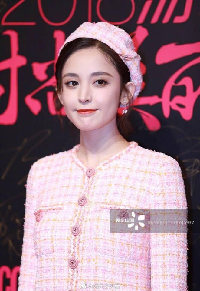 Chùm ảnh không photoshop: Dương Mịch lộ nếp nhăn, Park Min Young - Tần Lam có đẹp như tưởng tượng? - Ảnh 8.