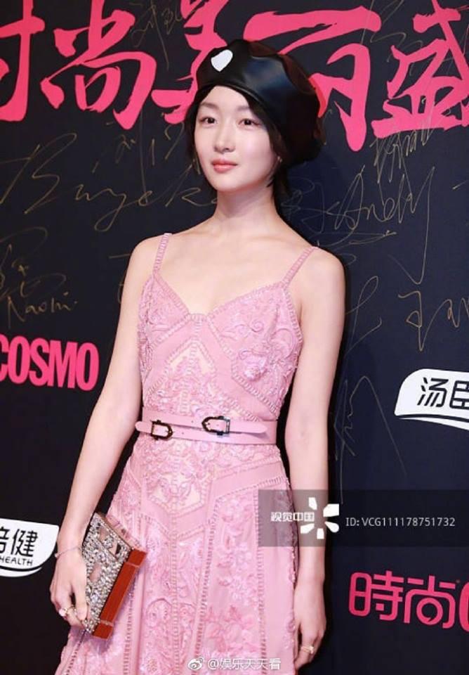 Chùm ảnh không photoshop: Dương Mịch lộ nếp nhăn, Park Min Young - Tần Lam có đẹp như tưởng tượng? - Ảnh 9.