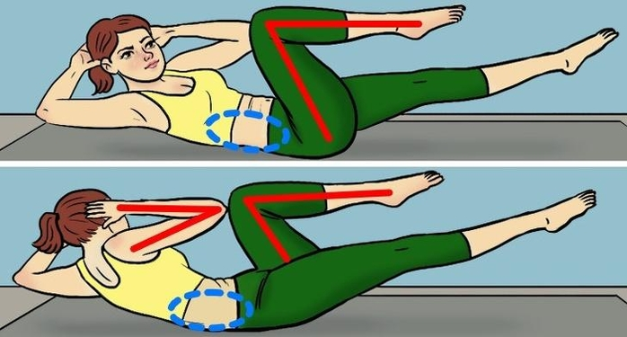 Mỡ bụng cứng đầu mấy cũng tan nhanh chóng với 5 bài tập