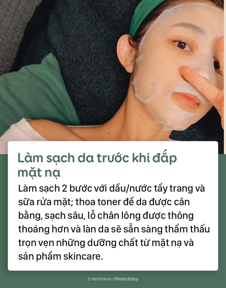 Bí quyết đắp mặt nạ giúp tăng gấp đôi hiệu quả không phải ai cũng biết- Ảnh 1.