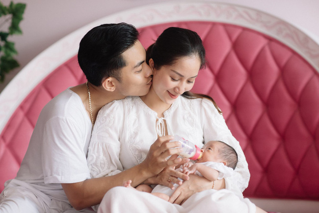 Khánh Thi: Có 2 con rồi, tôi chẳng còn quan tâm đến chuyện làm đám cưới với Phan Hiển  - Ảnh 3.