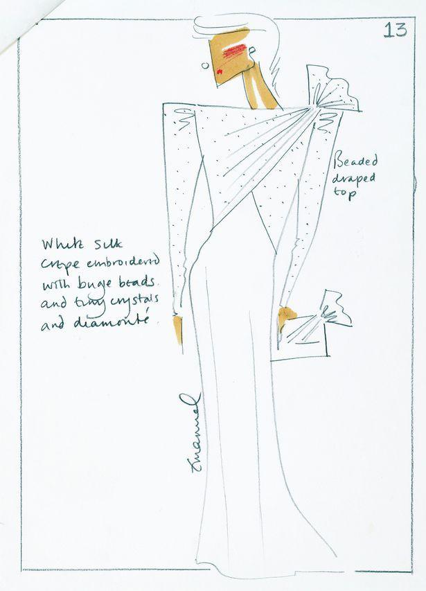 Chiếc đầm có số phận lênh đênh nhất của Công nương Diana: được mua tại cửa hàng đồ sida với giá rẻ bèo, nay lại chuẩn bị được đấu giá hàng tỷ - Ảnh 2.