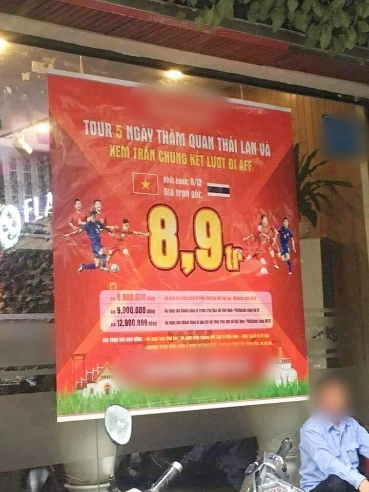 Tiên tri Malaysia thua trận, nhiều công ty mở bán tour cho người hâm mộ xem chung kết AFF Cup 2018 tại... Thái Lan - Ảnh 6.