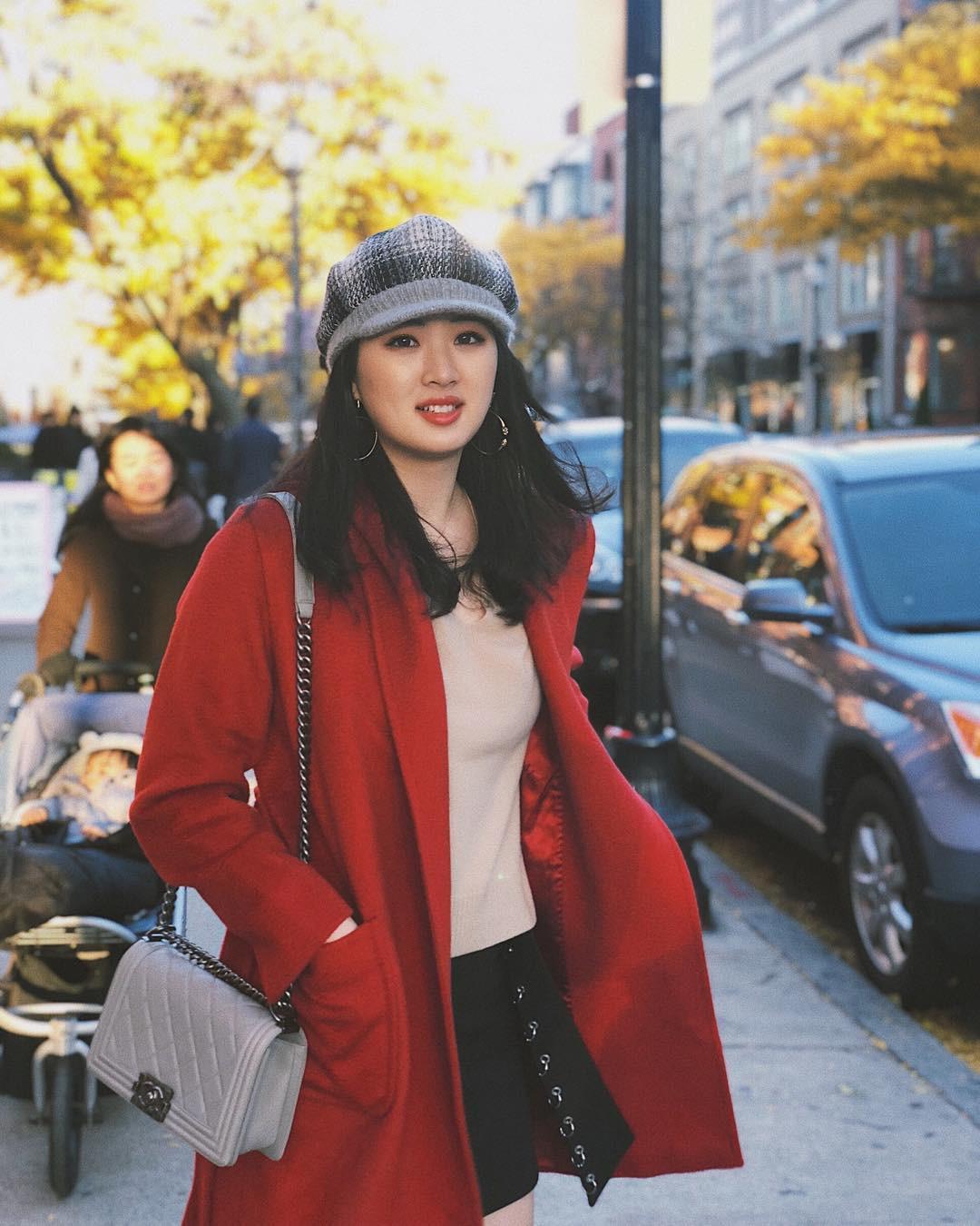 Con gái út ông trùm Huawei: Đã xinh đẹp còn học trường Harvard danh tiếng, mê viết code không kém gì ba lê và thời trang - Ảnh 10.
