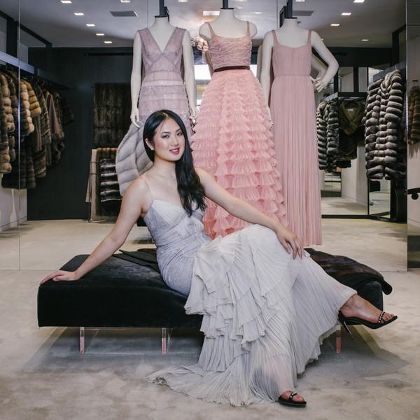 Con gái út ông trùm Huawei: Đã xinh đẹp còn học trường Harvard danh tiếng, mê viết code không kém gì ba lê và thời trang - Ảnh 6.