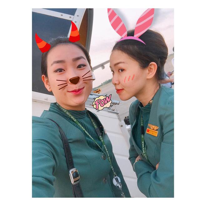 Cô gái Việt làm việc cho hãng hàng không Đài Loan, sở hữu thân hình nóng bỏng không thua gì người mẫu - Ảnh 8.